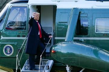 Trump rời Nhà Trắng, kết thúc nhiệm kỳ tổng thống