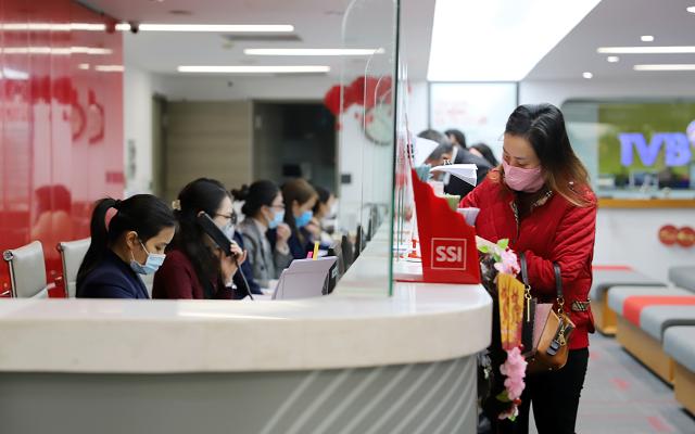 SSI ước vượt 78% kế hoạch lợi nhuận trước thuế hợp nhất năm 2020. Ảnh: Bảo Linh.