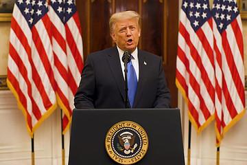 Trump ra thông điệp tạm biệt