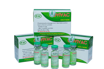 Vaccine Covid-19 'made in Việt Nam' thứ 2 được tiêm thử nghiệm trên người