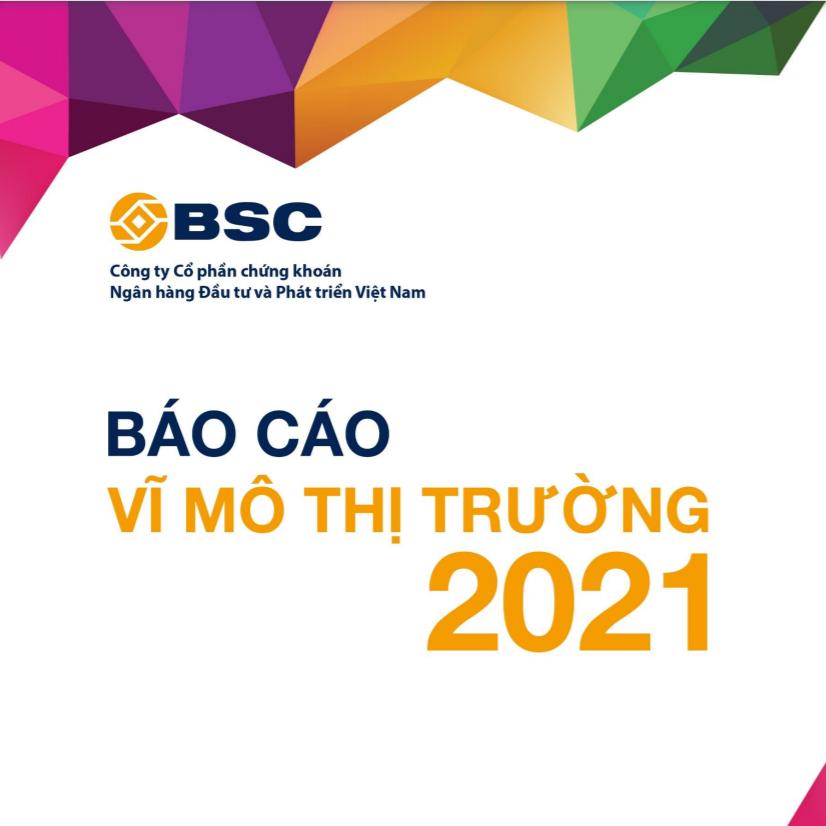 BSC: Báo cáo vĩ mô thị trường 2021