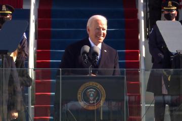Biden tuyên thệ nhậm chức, trở thành tổng thống Mỹ thứ 46
