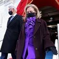 <p> Vợ chồng cựu tổng thống Bill Clinton và Hillary Clinton.</p>