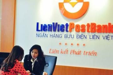Lãi LienVietPostBank tăng 70% trong quý IV/2020