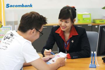Lãi Sacombank tăng 4% trong 2020, tài sản phải thu 38.000 tỷ đồng