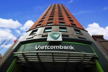 Lãi Vietcombank tăng 28% trong quý IV/2020