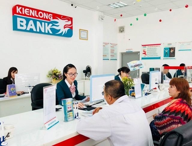 Hoàn nhập dự phòng giúp Kienlongbank có lãi trong quý IV.