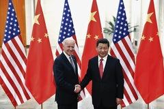 Biden sẽ không vội vã giải quyết chiến tranh thương mại với Trung Quốc