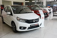 Honda Brio bán chạy nhất Indonesia, chật vật tìm chỗ đứng tại Việt Nam