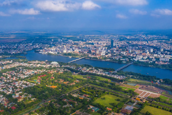 Huế được tài trợ 13 triệu USD để phát triển du lịch và thành phố thông minh