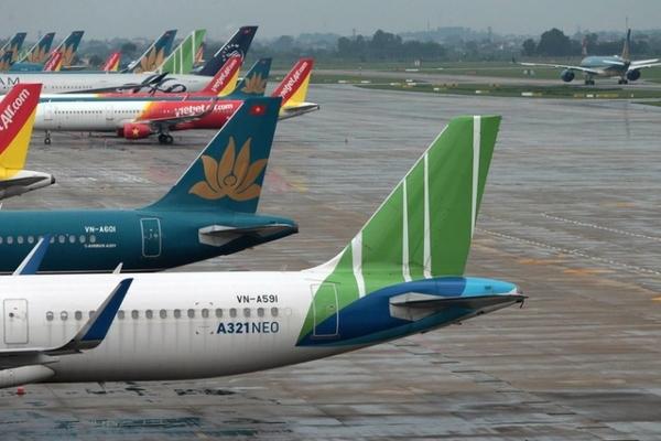 Các hãng hàng không kiến nghị gói hỗ trợ tài chính 25.000 tỷ đồng