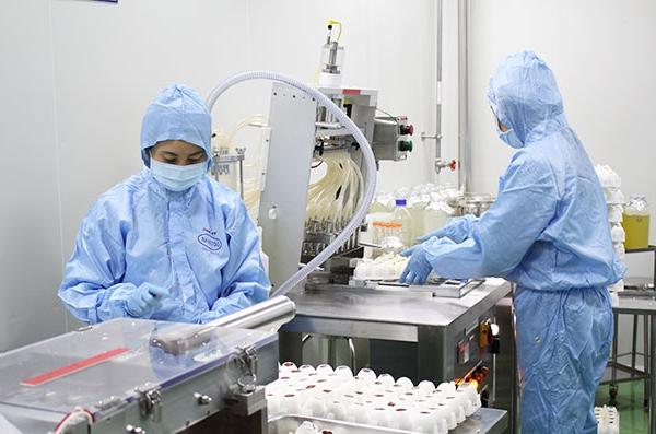Thị giá tăng 50% sau 1 tuần, công ty sản xuất vắc xin tả lợn châu Phi kinh doanh như thế nào?