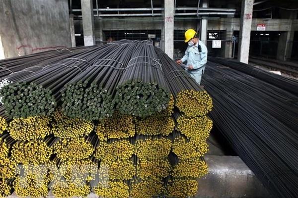 Malaysia áp thuế chống bán phá giá thép của Việt Nam