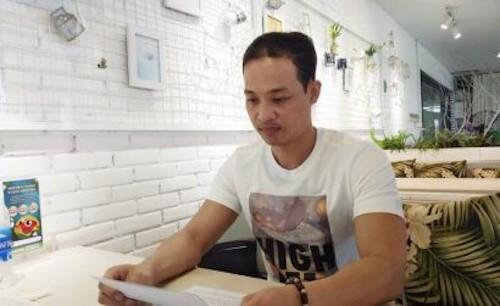 Ông Đặng Nghĩa Toàn cho biết cuộc sống của gia đình bị ảnh hưởng rất lớn trong hai năm qua.