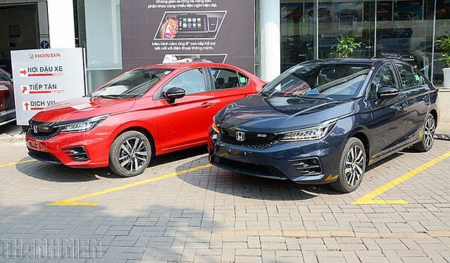 Khách hàng đặt mua Honda City mới tại thời điểm này phải chờ từ 1 - 2 tuần mới có xe.