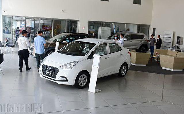 Riêng tháng 12/2020, tổng lượng ô tô của các thành viên thuộc hiệp hội bán ra thị trường đã đạt tới 47.865 xe, tăng 31,6% so với tháng 11/2020.