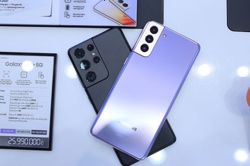 Galaxy S21 và S21 Ultra mở bán tại Việt Nam