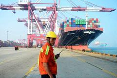 Cuộc 'khủng hoảng container' toàn cầu