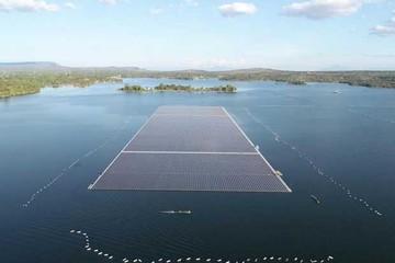 Thái Lan sắp có trang trại điện Mặt trời nổi lớn nhất thế giới