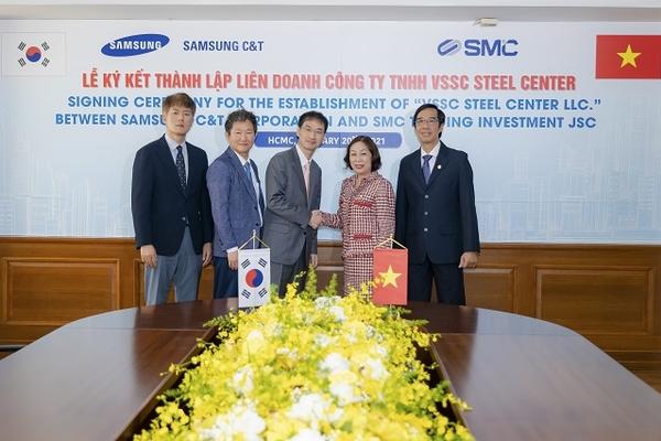 Liên doanh với đối tác Hàn Quốc, SMC rộng cửa tham gia chuỗi cung ứng toàn cầu