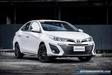 10 mẫu ôtô bán chạy nhất Philippines năm 2020