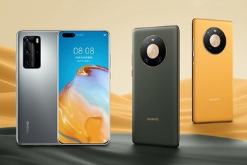 Gặp khó, Huawei tính đường bán dòng Mate và P hàng đầu
