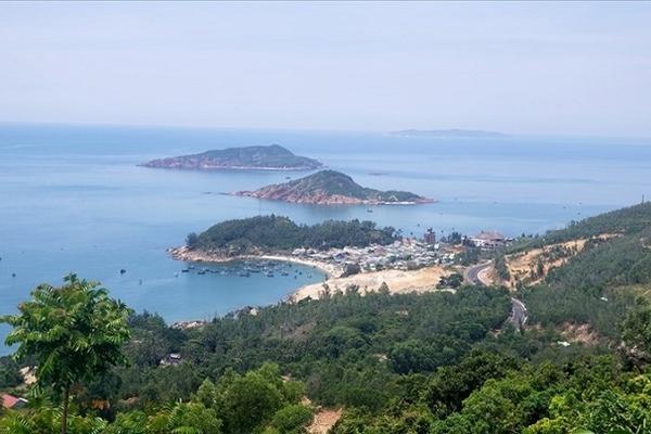 Bình Định duyệt Quy hoạch 1/500 khu du lịch Hòn Đất