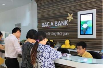 Nợ xấu Bac A Bank tăng 26%, lãi giảm 21%