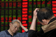 Trung Quốc rút tiền trên thị trường mở