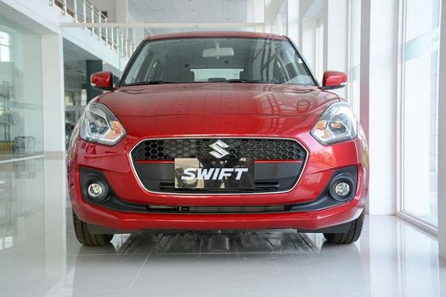 Bán chạy nhất Ấn Độ năm 2020, Suzuki Swift vẫn chật vật tại Việt Nam