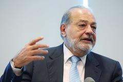 Tỷ phú giàu nhất Mexico Carlos Slim mắc Covid-19