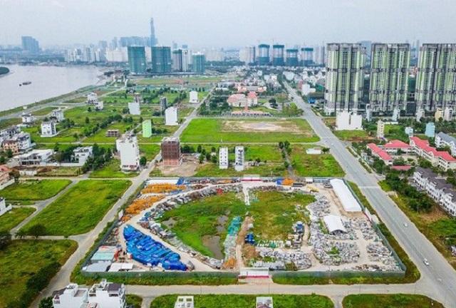 Dự án nào không triển khai, để đất hoang hoá hoặc triển khai chậm, Sở Tài nguyên Môi trường phải kiên quyết báo cáo để UBND TPHCM thu hồi theo quy định.