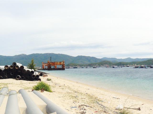 Tài sản dang dở tại Cảng trung chuyển quốc tế Vân Phong thuộc sở hữu của VIMC vào khoảng 200 tỷ đồng.