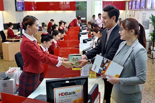 HDBank lãi vượt kế hoạch. Ảnh: HDBank.