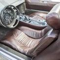 <p> <strong>Maserati Boomerang</strong>: Cũng xuất hiện tại Turin Motor Show, mẫu xe ý tưởng Maserati Boomerang ra mắt năm 1971 thu hút khách tham quan bằng thiết kế phá cách của tay lái và bảng điều khiển. Cột tay lái được làm to gần bằng vô-lăng hình tròn, đi cùng với đó là đồng thời đồng hồ tốc độ và các nút bấm đặt gọn gàng trên trong.</p>