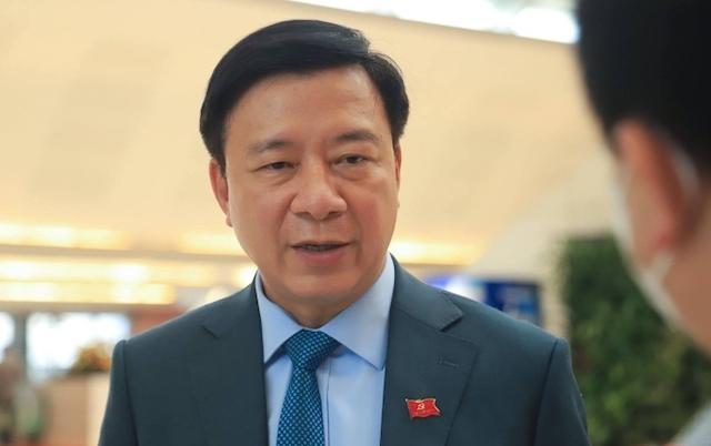 Bí thư tỉnh ủy Hải Dương Phạm Xuân Thăng.