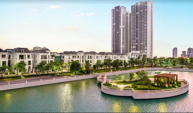 Vinhomes áp dụng mô hình kinh doanh O2O với bất động sản thứ cấp