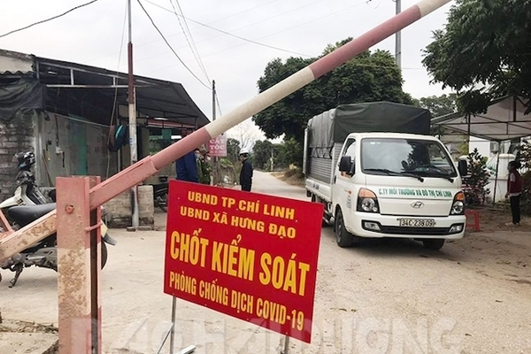 Phó Thủ tướng: 'Còn nhiều ca nhiễm ở ổ dịch Hải Dương, Quảng Ninh'