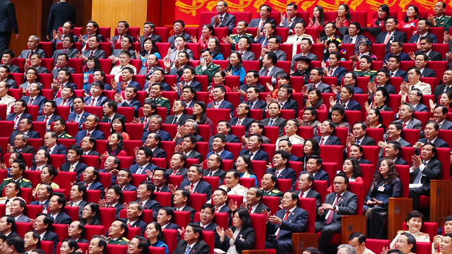 Đại hội đại biểu toàn quốc lần thứ XIII của Đảng có nhiệm vụ bầu ra Ban Chấp hành Trung ương khoá XIII - cơ quan lãnh đạo của Đảng giữa hai kỳ Đại hội.
