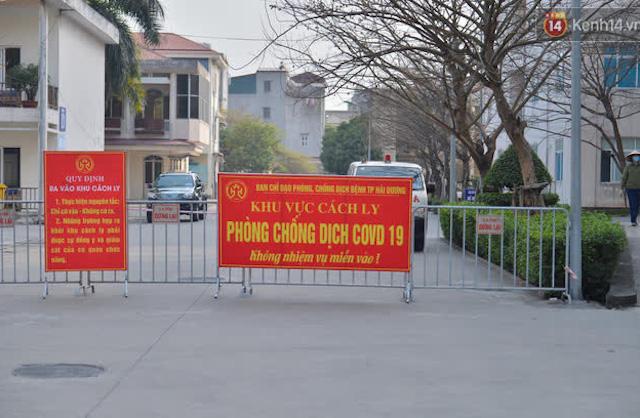Bệnh viện dã chiến Hải Dương.