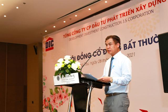 DIC Corp đặt mục tiêu tăng vốn điều lệ lên 10.000 tỷ đồng trong 5 năm