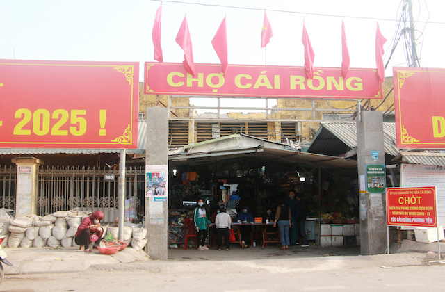 Quảng Ninh: Từ 12h ngày 30/1 phong toả thị trấn Cái Rồng, giãn cách xã hội huyện Vân Đồn