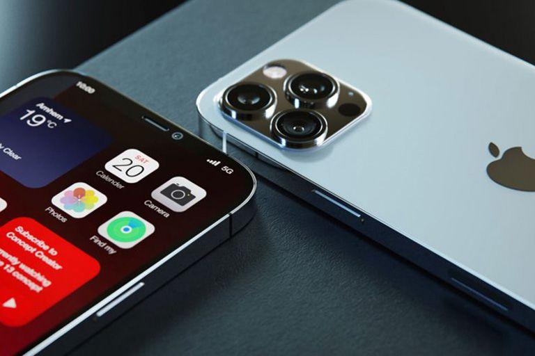 iPhone 2021 sẽ có Face ID và Touch ID dưới màn hình