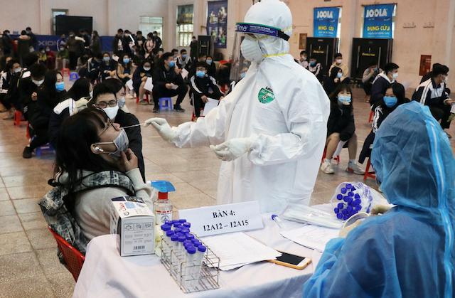 Việt Nam có thêm 14 ca nhiễm Covid-19 sáng nay (31/1). Ảnh: Sức khỏe & Đời sống.