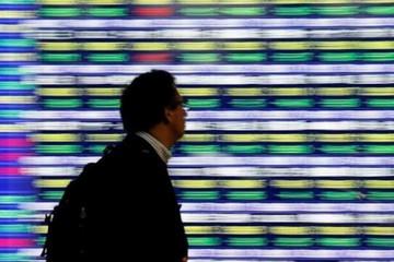 Trung Quốc công bố số liệu sản xuất, chứng khoán châu Á tăng