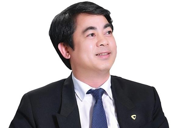 Ông Nghiêm Xuân Thành, Chủ tịch HĐQT Vietcombank.
