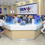 Lãi BIDV 2020 giảm 14% do trích lập, nợ nhóm 5 tăng 45%