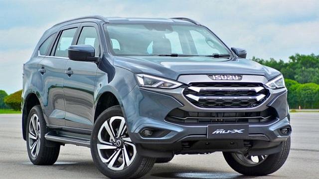 Isuzu mu-X mới bán chạy hơn Toyota Fortuner tại Thái Lan, rục rịch về Việt Nam