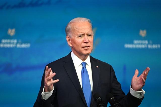 Tổng thống Mỹ Joe Biden. Ảnh: WBWN.