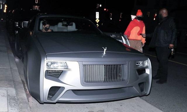 Xe Rolls-Royce lạ của Justin Bieber